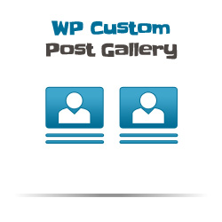 Custom Post Image Gallery