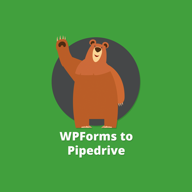 WPForms to Pipedrive CRM